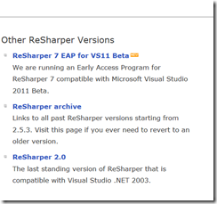 vs2011-resharper-beta
